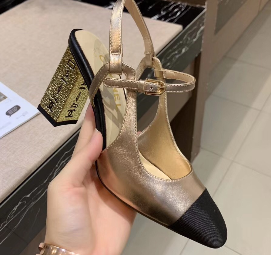 IMG 90826a 460 cr - Chanel Pumps 2019