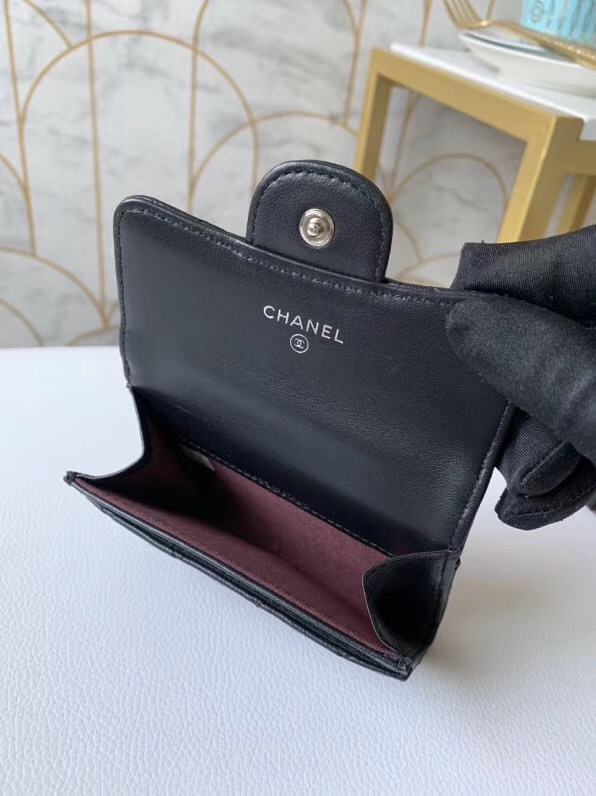 IMG 200203a 241 - Chanel Classic Small Card Holder AP0214
