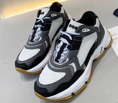 IMG 200410s 423 cr - Dior CD1 Sneakers in Calfskin and Mesh 2020