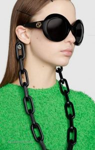 QQ截图20200624115722 191x300 - Gucci Sunglasses with Resin Chain 2020