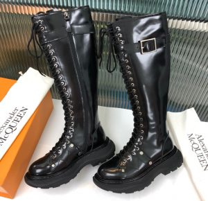 IMG 200818a 239 cr 300x290 - Alexander McQueen Tread Lace Up Boots 2020
