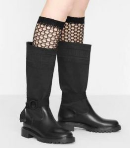 QQ截图20200803112939 263x300 - Dior Heel 3cm D-Major Boots in Technical Fabric and Calfskin 2020