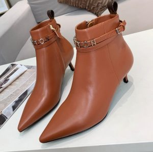 IMG 200903a 223 cr 300x298 - Louis Vuitton Heel 5.5cm Call Back Ankle Boots 2020