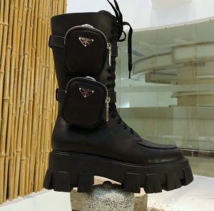 IMG 200922ss 1151 cr 300x297 - Prada Monolith Rois Boots with Removable Nylon Pouches 2020