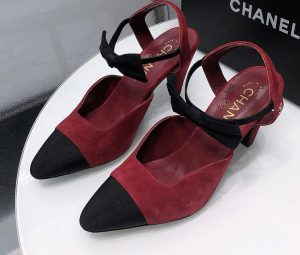 IMG 200922yy1 47 cr 300x255 - Chanel Shoes with Bow Strap 2020