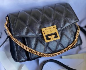 IMG 201120b 463 cr 300x243 - Givenchy GV3 Bag in Diamond Quilted Leather